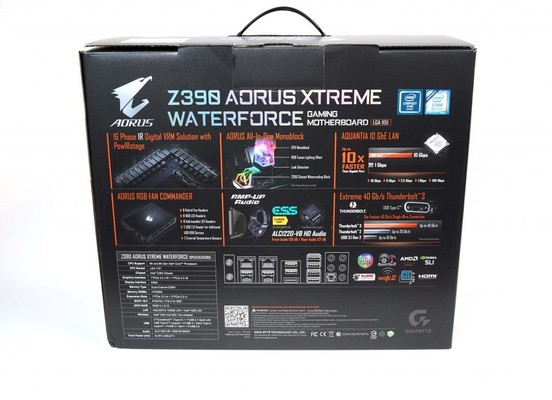 Aorus Xtreme Waterforce Motherboard