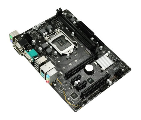 Biostar H310MHG Micro ATX Mainboard