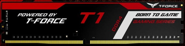 Teamgroup T1 DDR4 Gaming 2x8GB DDR 2666 Memory Kit