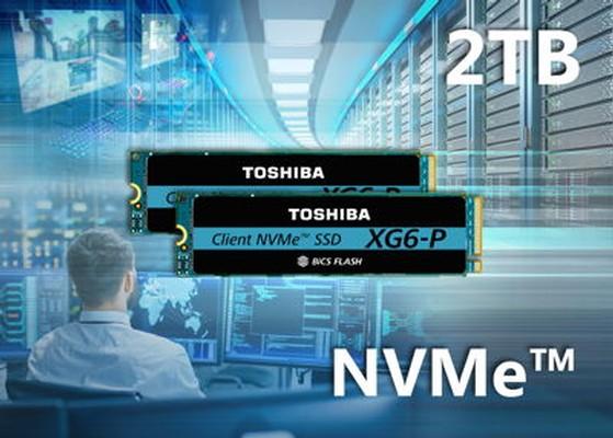 Toshiba Memory XG6-P SSD