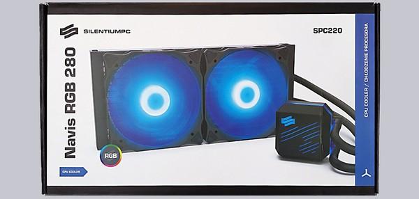 SilentiumPC Navis RGB 280