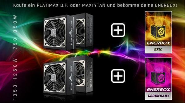 Enermax ENERBOX Aktion