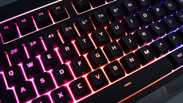HyperX Alloy Core RGB Gaming Keyboard