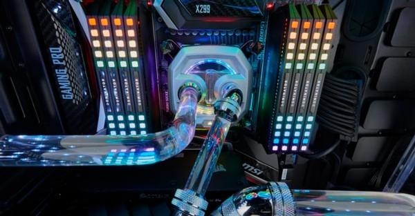 Corsair Hydro X Series XC9 RGB CPU Water Block