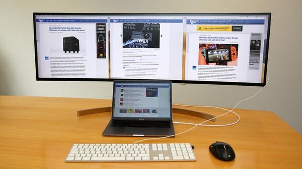 LG 49WL95C USB-C Monitor