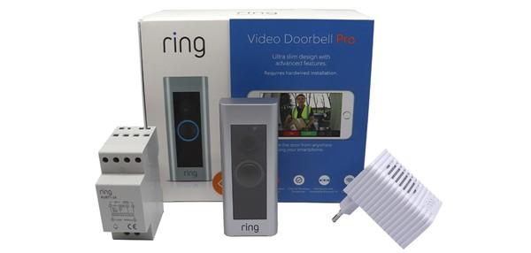 Ring Video Doorbell Pro Türklingel
