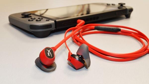 HyperX Cloud Gaming Earbuds