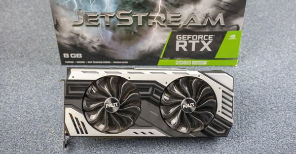 Palit GeForce RTX 2060 Super JetStream