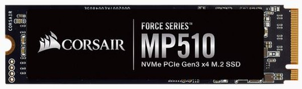 Corsair Force Series MP510 480GB M2 SSD