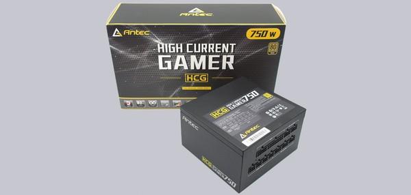 Antec HCG 750W Gold Netzteil