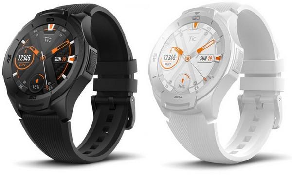 Mobvoi TicWatch S2 Wear OS Smartwatch