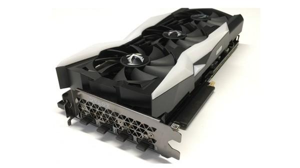 Zotac Gaming GeForce RTX 2080 Super AMP Extreme Graphics Card