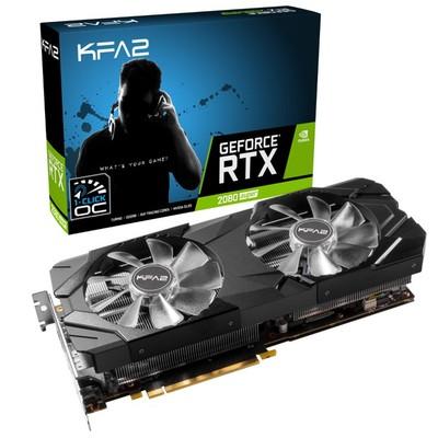 KFA2 GeForce RTX 2080 Super EX 1-Click OC