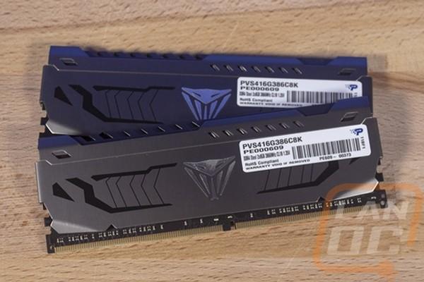 Viper Gaming Viper Steel DDR4 16GB 3866MHz