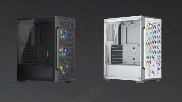 Corsair iCUE 220T RGB Airflow Smart Case