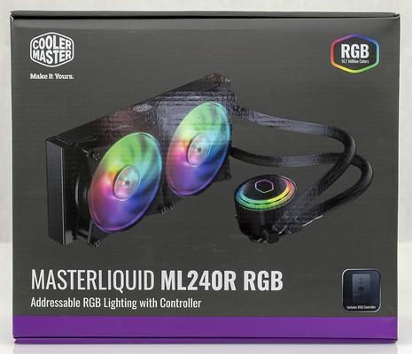 Cooler Master MasterLiquid ML240R RGB AIO Cooler