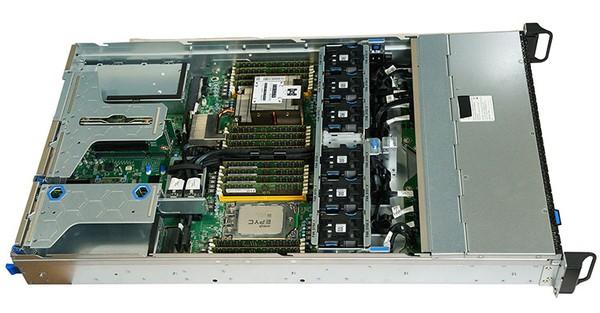 AMD Epyc 7742 2P Rome Server