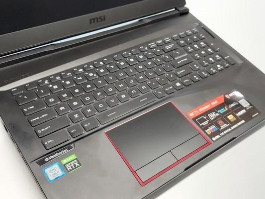 MSI GE75 Raider 9SG Laptop