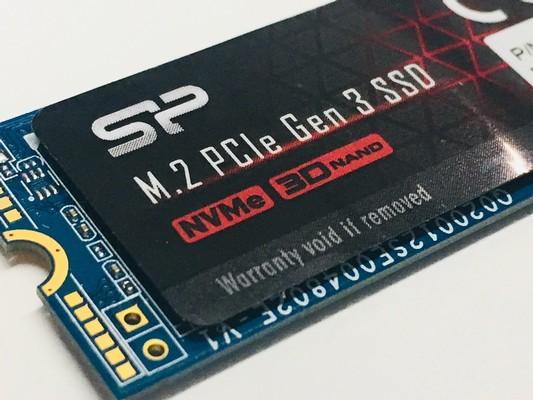 Silicon Power P34A80 1TB M2 NVMe SSD