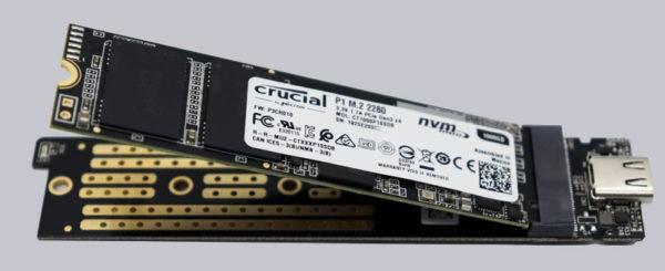 Crucial P1 1TB M2 SSD