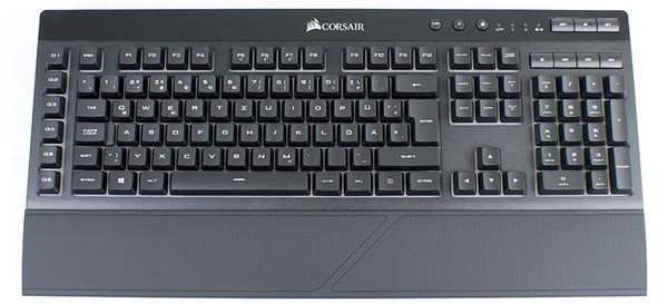 Corsair K57 RGB Wireless Tastatur