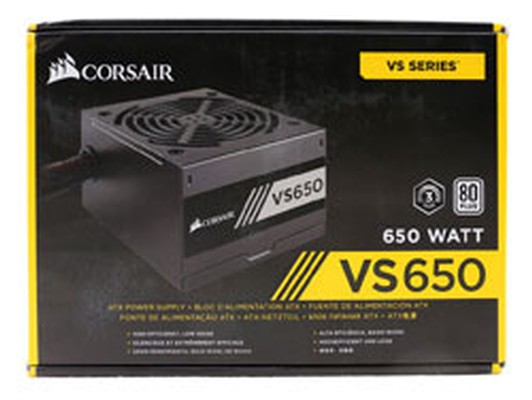 Corsair VS Series 650W