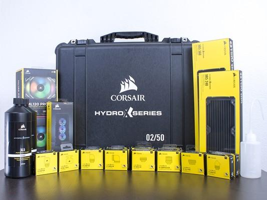 Corsair Hydro X Wasserkühlung