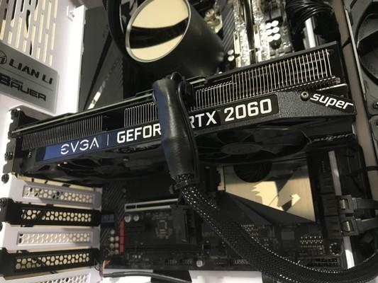 EVGA RTX 2060 Super SC Ultra Gaming 8GB Video Card