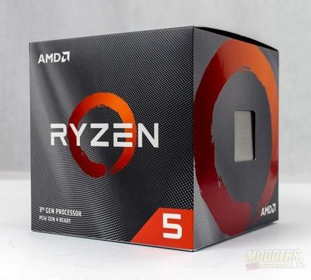 AMD Ryzen 5 3600X CPU