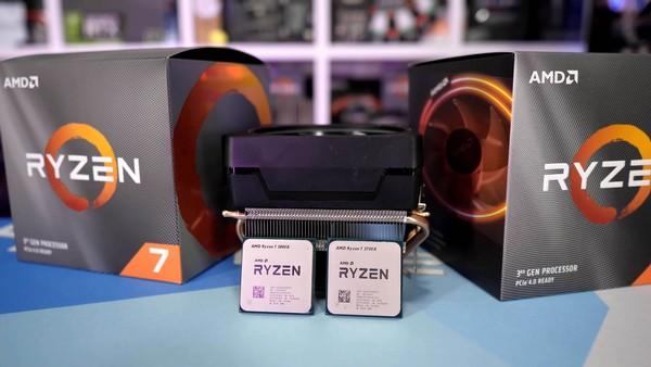 AMD Ryzen 7 3800X versus AMD Ryzen 7 3700X