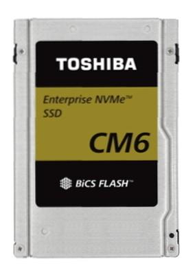 Toshiba Memory CM6 PCIe 40 Gen4 SSD