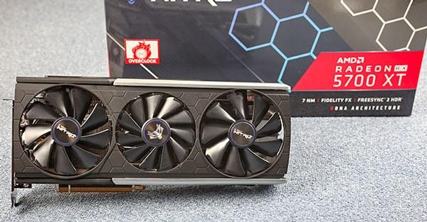 Sapphire Radeon RX 5700 XT Nitro