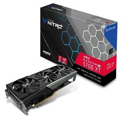 Sapphire Nitro Radeon RX 5700 XT