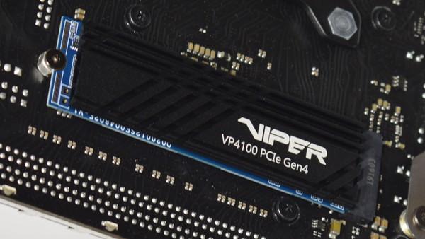 Patriot Viper VP4100 1TB PCIe 40 x4 M2 NVMe SSD