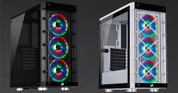 Corsair iCUE 465X RGB Enclosure
