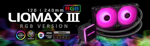 Enermax LIQMAX III 240 RGB