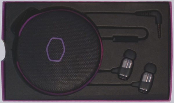 Cooler Master MH710 Earbuds