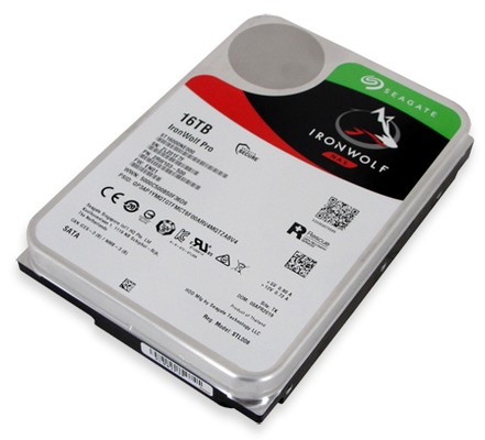 Seagate IronWolf Pro 16TB NAS HDD