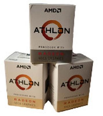 AMD Athlon 200GE 220GE 240GE Benchmark