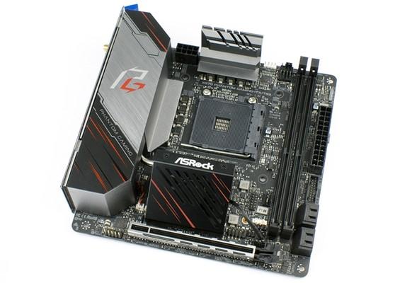 ASRock X570 Phantom Gaming-ITXTB3