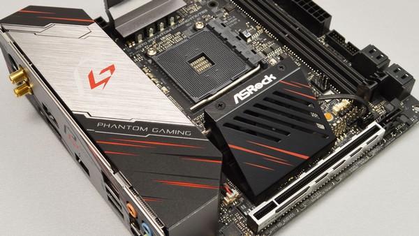 ASRock X570 Phantom Gaming ITXTB3 Motherboard