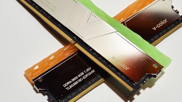 V-Color Prism II RGB 16GB DDR4-3600 Kit