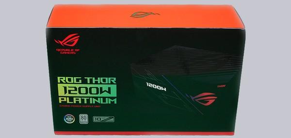Asus ROG Thor 1200W Platinum PSU with Display