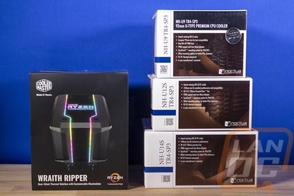 AMD Threadripper Air Cooler