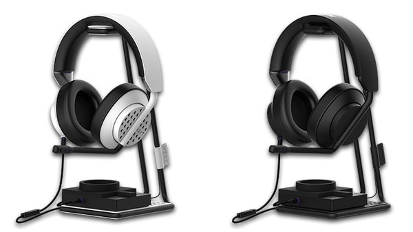 NZXT AER-Headset STND und MXER