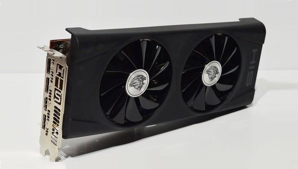 HIS Radeon RX5700 Graphics Card