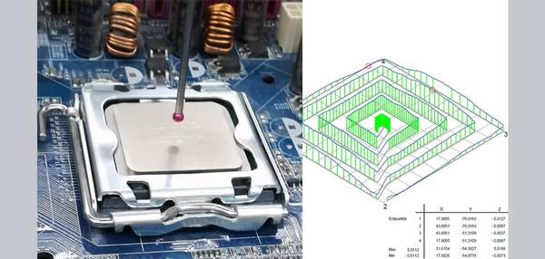 Intel CPU IHS Schleifen und Polieren