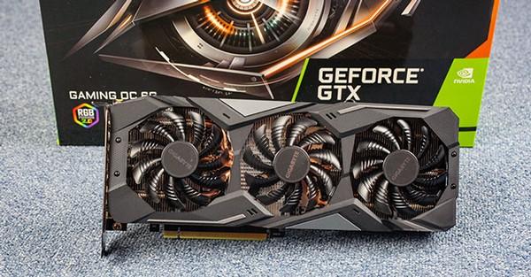 Gigabyte GeForce GTX 1660 Super Gaming Pro OC