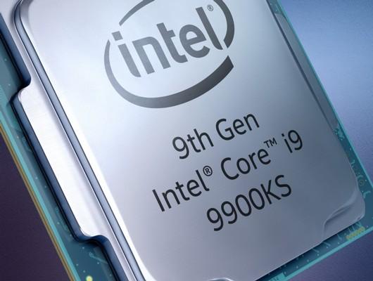 Intel Core i9-9900KS Special Edition