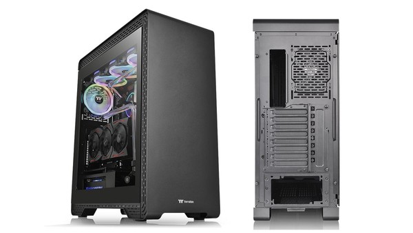 Thermaltake S500 TG Chassis